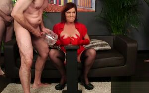 Cougar Wendy Taylor Jizz Bucket compete
