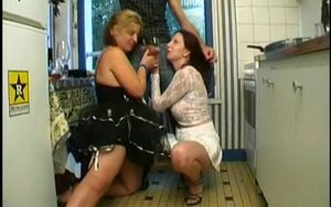 Lola and Virgine penetrated by..