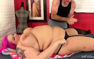 Thick Sara Starlet Gets the Ideal..