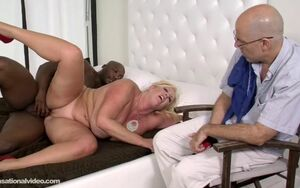 Ajx big black cock vs plus-size and..