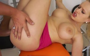 Angel Wicky get screwed firm in the..