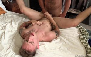 Bratty Son's Assfuck Penalty from..