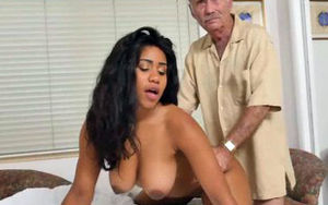 Big-chested nurse Jenna Foxx luvs a..